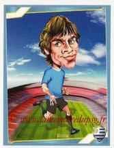 N° 034 - Diego LUGANO (2011-13, PSG > 2012, Uruguay)