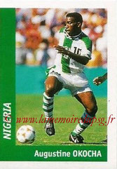 N° 170 - Augustine OKOCHA (1998, Nigéria > 1998-02, PSG)