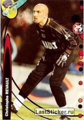 N° 184 - Christophe REVAULT (1997-98, PSG > 1999-00, Rennes)