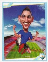 N° 032 - Javier PASTORE (2011-??, PSG > 2012, Argentine)