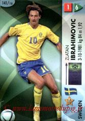 N° 141 - Zlatan IBRAHIMOVIC (2006, Suède > 2012-??, PSG)