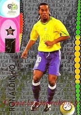 N° 060 - RONALDHINO (2001-03, PSG > 2006, Brésil)
