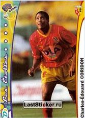 N° 067 - Charles-Edouard CORIDON (1999-00, Lens > 2004-05, PSG)