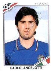 N° 048 - Carlo ANCELOTTI (1986, Italie > 2011-13, Entraîneur PSG)