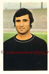 N° 002 - Dominique BARATELLI (1970-71, Ajaccio > 1978-85, PSG)