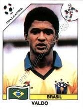 N° 205 - VALDO (1990, Brésil > 1991-95, PSG)