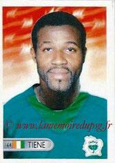 N° 164 - Siaka TIENE (2006, Cote d'Ivoire > 2010-13, PSG)
