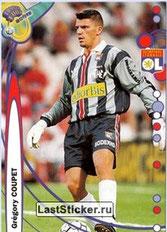 N° 071 - Grégory COUPET (1999-00, Lyon > 2009-11, PSG)