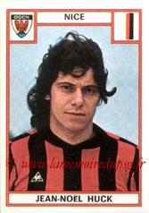 N° 201 - Jean-Noël HUCK (1975-76, Nice > 1979-81, PSG)