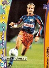 N° 140 - Nicolas OUEDEC (1998-99, PSG > 1999-00, Montpellier)