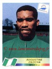 N° 253 - Augustine OKOCHA (1998, Nigéria > 1998-02, PSG)