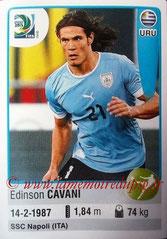 N° 185 - Edinson CAVANI (2013-??, PSG > 2013, Uruguay)