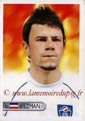 N° 185 - Mateja KEZMAN (2006, Serbie > 2008-Nov 2011, PSG)