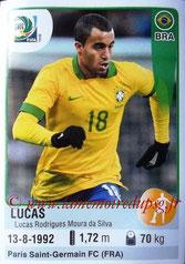 N° 050 - LUCAS (Jan 2013-??, PSG > 2013, Brésil)