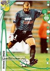 N° 197 - Jérome ALONZO (1999-00, Saint-Etienne > 2001-08, PSG)