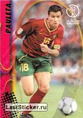 N° 095 - Pedro Miguel PAULETA (2002, Portugal > 2003-08, PSG)