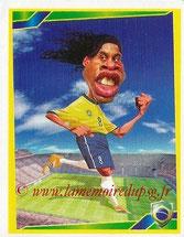 N° 020 - RONALDHINO (2001-03, PSG > 2012, Brésil)