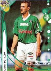 N° 198 - Lionel POTILLON (1999-00, Saint-Etienne > 2001-04, PSG)