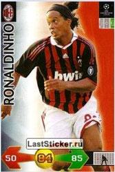 N° 010 - RONALDHINO (2001-03, PSG > 2009-10, Milan AC, ITA)