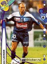N° 025 - Yann LACHUER (1998-99, PSG > 1999-00, Bastia)