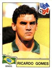 N° 097 - RICARDO (1991-95, PSG > 1994, Brésil)