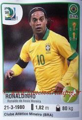 N° 051 - RONALDHINO (2001-03, PSG > 2013, Brésil)