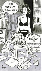 © Libération / Dessin Foolz
