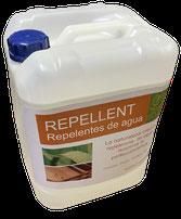 Repelentes de agua