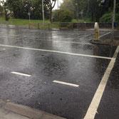 Dublin downpour