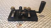 Military morse key