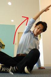 腰が重くてだるい奈良県葛城市の男性