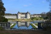 Château de La Roche Courbon-59,3km