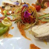L'Amaranthe à La Rochelle, restaurant bio raffiné (11,5km)