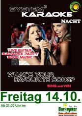 Karaoke im Barometer in Rietz Feiern macht Spaß