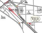 電話代行サービス 本社MAP