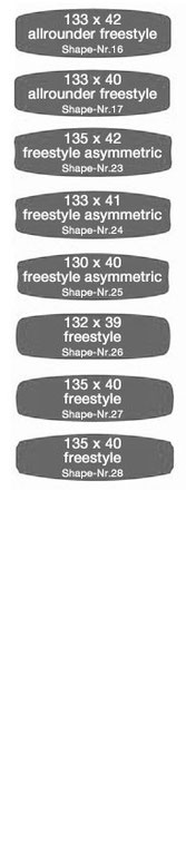 Freestyle Shapes