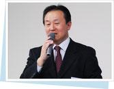 インターワイヤードの斎藤社長より大西さんの紹介