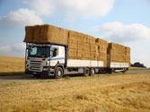 Transporte von Landesprodukten