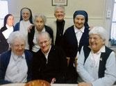 Soeur Marie Bénédicte dans la Communauté de St Jacques