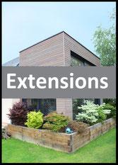 Extensions sur habitation existante, BLOTZHEIM