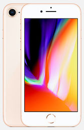 iPhone 8, gold
