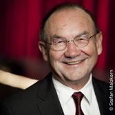 Prof. Norbert Aust, Rechtsanwalt, Vorsitzender Tourismusverband Hamburg e.V. und Hamburg Theater e.V.