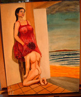 Erotische Malerei