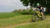 Das Val Müstair oder Münstertal ist ein Bikeparadies