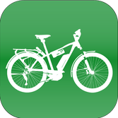 Winora Trekking e-Bikes und Pedelecs in der e-motion e-Bike Welt in Würzburg