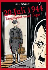 Claus Graf Schenk von Stauffenberg verübte am 20. Juli 1944 ein Attentat auf Adolf-Hitler in der Wolfsschanze in Ostpreussen. Zu diesem einen Tag entstand eine Graphic-Novel von Niels-Schroeder und zu diesem Thema gibt es einen Workshop im Museum-Lüneburg