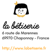 La Betiserie - Concept Store Chaponnay France
