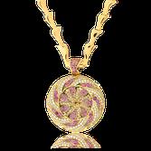 Edelstein Amulett