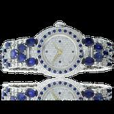 Saphir & Brillant Uhr