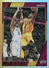 KYRIE IRVING / Artist Proof - No. 18  (#d 9/25)